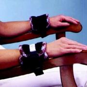 La paire d'attache-poignets - Maintien Arpegia