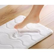 Sortie de bain Secure Soft blanche