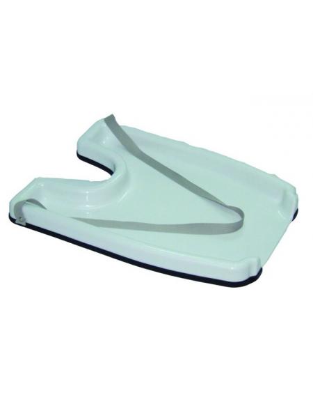 Bac à shampoing rigide 45X33X4 CM