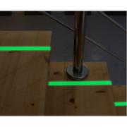 Rouleau adhésif luminescent 2 X 2 CM
