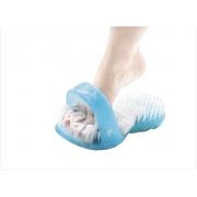 Shower sandal de douche bleu